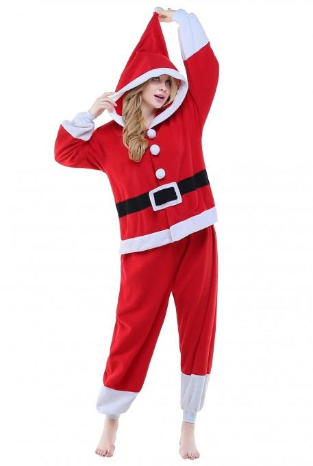 Santa Claus Onesie Pajamas Animal Onesie Pajama For Adult