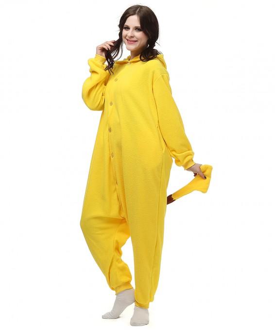 Pikachu Onesie Pajamas Animal Onesie Pajama For Adult