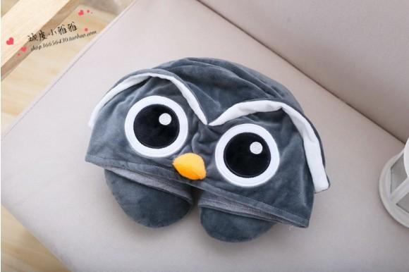 Owl Neck Pillow For Women & Men