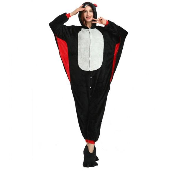 Bat Onesie Pajama Animal Pajama For Adult