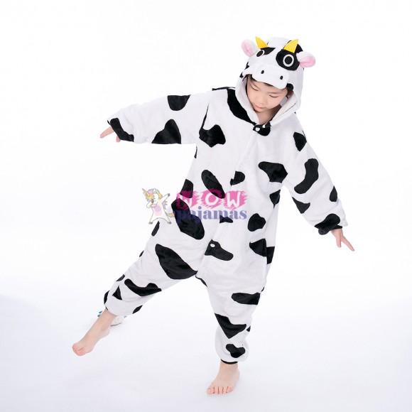 Cow Kids Onesie animal pajamas for kids
