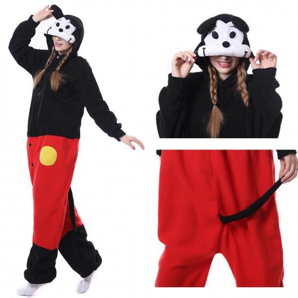 Mickey Mouse Onesie Pajamas Unisex Animal Onesie Pajama
