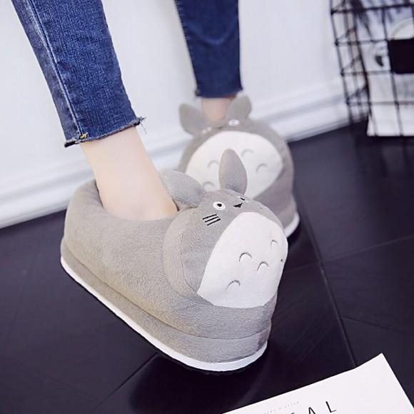 Totoro Slippers Animal Onesies Pajamas Shoes