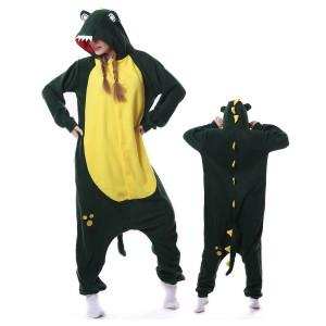 Crocodile Onesie Pajama Animal Onesie Pajama For Adult