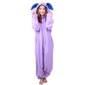 Kigurumi Espeon Onesie Pajamas Animal Onesies for Adult