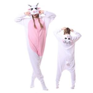 Goat Onesie Pajama Animal Costumes for Adult Animal Onesies