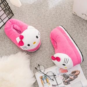 Hello Kitty Slippers Animal Onesies Pajamas Shoes
