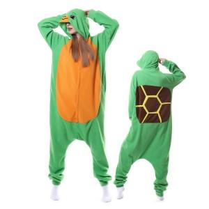 Kigurumi Tortoise Onesie Pajama Unisex Animal Onesie Pajama