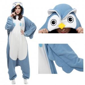 Owl Onesie for Adult Animal Onesies Pajama