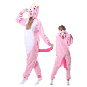 Pink Unicorn Onesie Pajama Animal Onesie Pajama For Adult