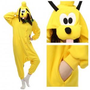 Pluto Dog Pajamas Animal Kigurumi Onesies Costume