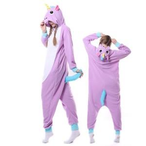 Purple Unicorn Onesie Pajama Animal Onesie Pajama For Adult