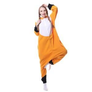Red Fox Onesie Pajama Unisex Animal Onesie Pajama