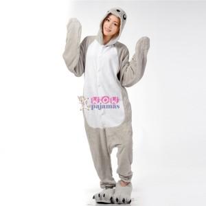 Kigurumi Seal Onesie Pajamas Animal Onesies for Women & Men