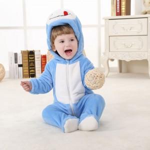 Baby Doraemon Kigurumi Onesie Pajamas Animal Onesies Costume