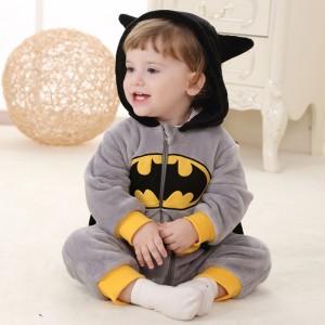 Bady Batman Kigurumi Onesie Pajamas Animal Onesies Costume