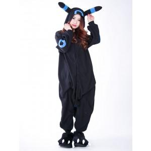 Blue Umbreon Kigurumi Onesie Pajama for Adult