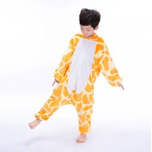 Giraffe Kids Onesie animal pajamas for kids