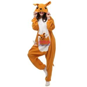 Kangaroo Onesie Animal Pajamas For Women & Men