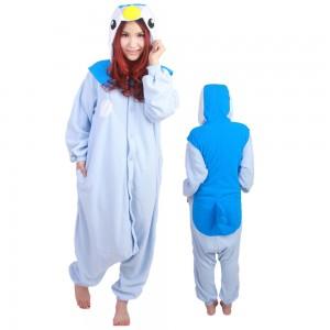 Pokemon Piplup Onesie Pajama For Adult & Teens