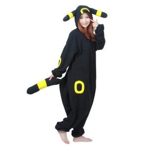 Umbreon Kigurumi Onesie Pajama for Adult