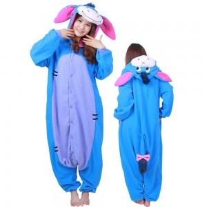 Winnie The Pooh Eeyore Onesie Pajamas For Adult & Teens